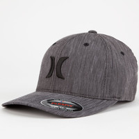 Hurley Black Suits Mens Hat Black  In Sizes