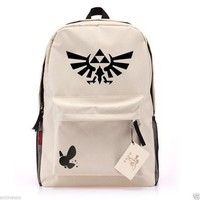 Legend of Zelda anime bag cosplay Backpack Schoolbags Shoulderbag Bags Gift New [8081690951]
