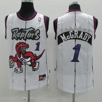 Toronto Raptors #1 Tracy Mcgrady Retro Swingman Jersey | Best Deal Online