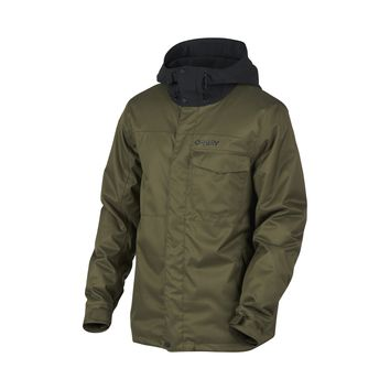 Oakley Division BioZone™ Insulated Jacket DARK BRUSH | Oakley US Store