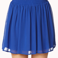 Girly Chiffon Skirt