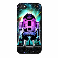 Star Wars R2D2 Galaxy iPhone 5s Case