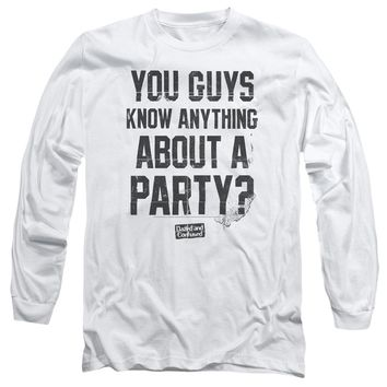 Dazed And Confused - Party Time Long Sleeve Adult 18/1