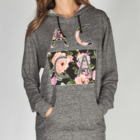Neff Austin Carlile Ac Womens Hoodie Black  In Sizes