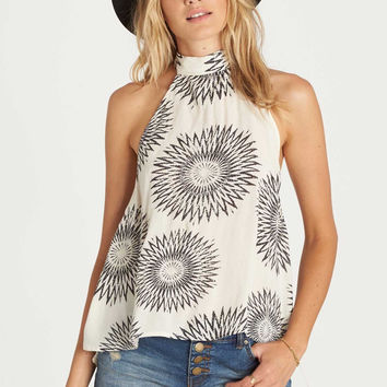 Billabong - Moonbud Top | White Cap