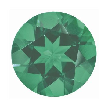 Loose Emerald Gemstone  2.25mm Round A Quality