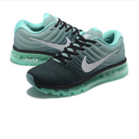 """NIKE"" Trending Fashion Air  of screen couple Casual Sports Shoes Green"