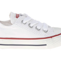 Converse Kids Chuck Taylor® All Star® Core Ox (Infant/Toddler) Optical White - Zappos.com Free Shipping BOTH Ways