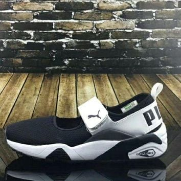DCCKLM3 PUMA Velcro lightweight breathable shoes