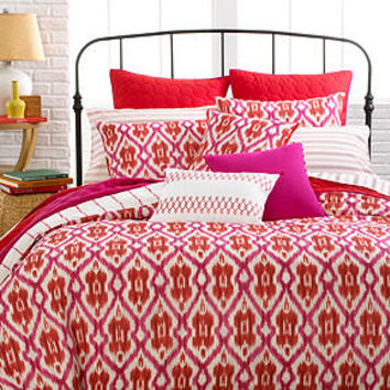 Tommy Hilfiger Bedding, Preppy Ikat Comforter and Duvet Cover Sets - Bedding Collections - Bed & Bath - Macy's