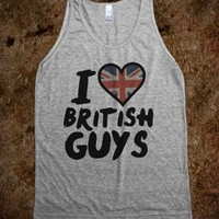 I Heart British Guys