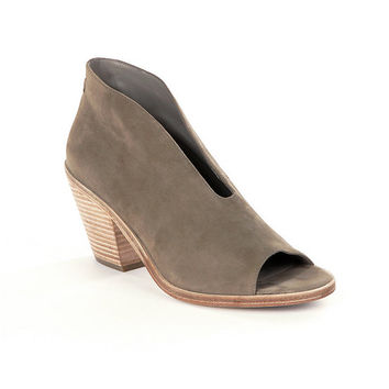 Eileen Fisher Wish Peep-Toe Booties | Dillards
