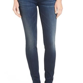 True Religion Brand Jeans Stella Skinny Jeans (Foggy Blue) | Nordstrom