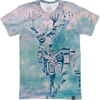 deer Men's T-Shirts by Marianna Tankelevich | Nuvango