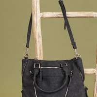 Altar'd State Charli Zipper Tote - Bags & Wallets