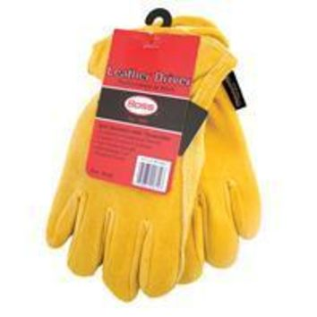 Boss Manufacturing     P - Therm Insulated Split Deerskin Driver Glove