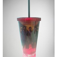Supernatural LED Cup with Straw - Spencer's
