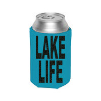 Lake Life Koozie