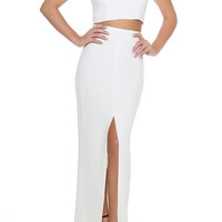 Dash Two Piece - White