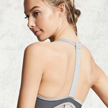 High-Impact - T-Back Sports Bra