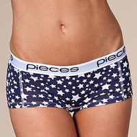Logo Lady Boxers Stars, Pieces