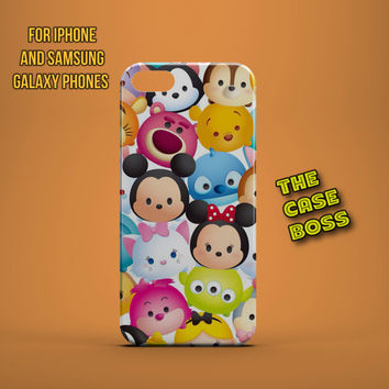 BABY DISNEY LOVE Design Custom Phone Case for iPhone 6 6 Plus iPhone 5 5s 5c iphone 4 4s Samsung Galaxy S3 S4 S5 Note3 Note4 Fast!