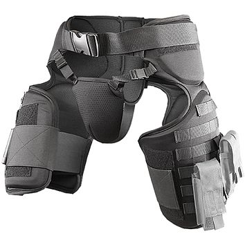 Damascus Thigh/Groin Protector with Molle System