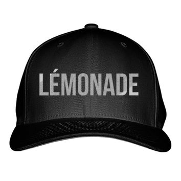 Beyonce Lemonade Embroidered Baseball Cap