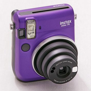 Fujifilm X UO Instax Mini 70 Instant Camera | Urban Outfitters