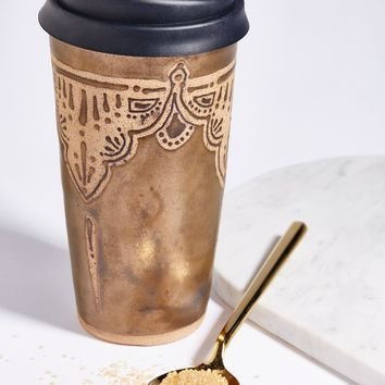 Free People Coffee To Go Mug