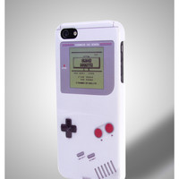 Old School Game iPhone 5 Cover
