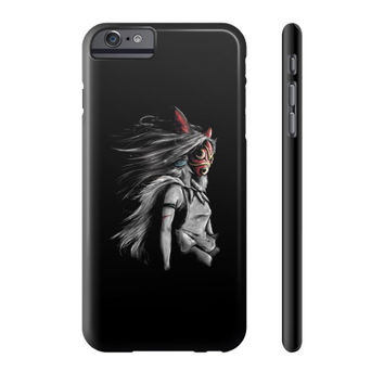 The Fury of the Wolf Warrior Phone Case
