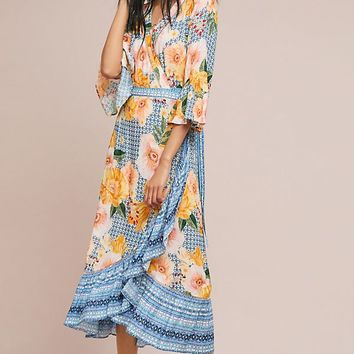 Farm Rio Camila Wrap Dress