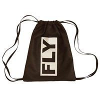 big fly drawstring pack