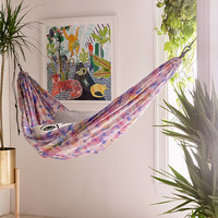 Grand Trunk Tie-Dye Packable Hammock | Urban Outfitters