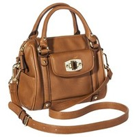 Merona® Mini Satchel Handbag with Removable Crossbody Strap - Tan