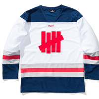 UNDEFEATED SHULTZ L/S JERSEY | Undefeated