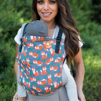 TULA Baby Carriers   Toddler Carriers — Sly - Tula Toddler Carrier