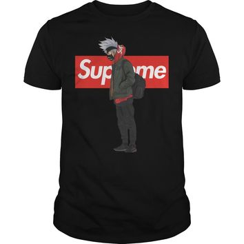 Supreme Kakashi shirt Guys Tee