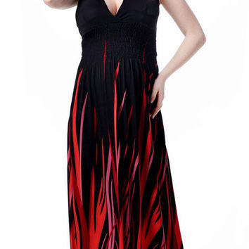 You Can't Burn This Witch - Maxi Dress ALL SIZES