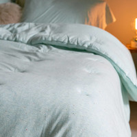 Speckle Jersey Comforter | Urban Outfitters
