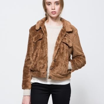 Farrow / Teddy Jacket
