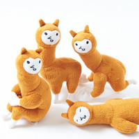 Alpaca Nii-san Evolution LV1 Plushies