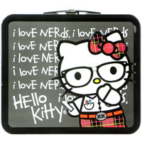 HELLO KITTY NERD LUNCHBOX