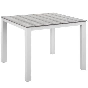 """Maine 40"""" Outdoor Patio Dining Table"""