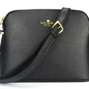 DCCKJL0 Kate Spade Women Leather Multi Color Handbags Shoulder Bag Inclined Shoulder Bag