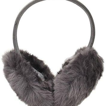 Simplicity Women's Winter Faux Fur Ear Warmers Earmuffs