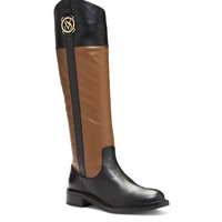 Monogram Riding Boot