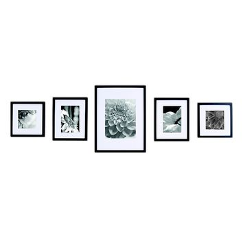 Gallery Perfect 5-pc. Matted Wall Frame Set