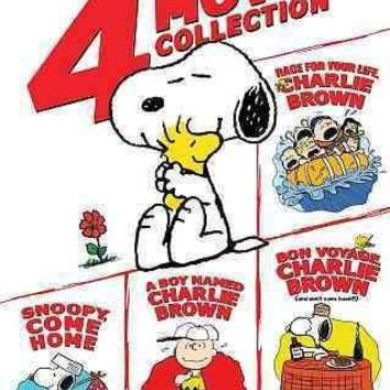 PEANUTS:4 MOVIE COLLECTION